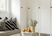 Угловые шкафы в прихожую: как оптимально использовать пространство и 65+ идей для интерьера